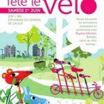 Faites du vélo à Rennes à la fête du vélo