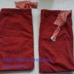 Jambes de pantalon et manches de chemises = sacs de vrac