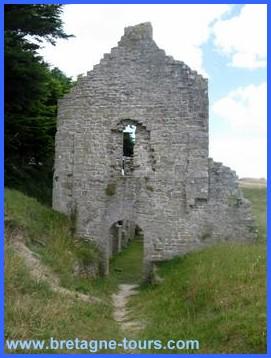 Chapelle deu Pénity ou chapelle Saint Anne