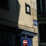 Space invaders... à Rennes