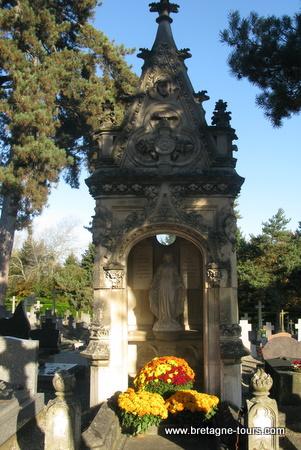 Tombe de la famille Oberthur