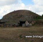 Tourisme préhistorique à Saint Nazaire : le tumulus de Dissignac
