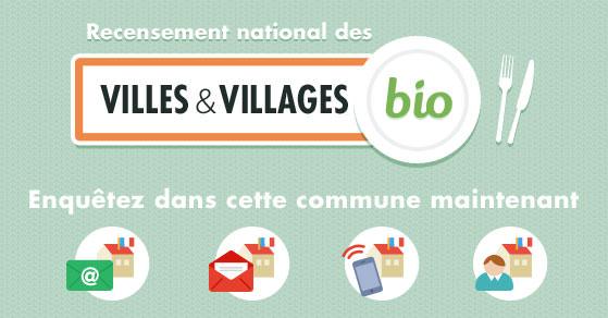 Villes et villages bio