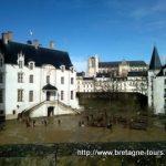 Visite au château des ducs de Bretagne